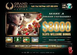 Grand Parker online casino